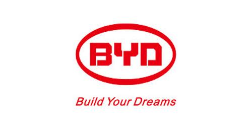 Beim Hersteller BYD stehen besonders Stapler mit geringen Betriebskosten im Vordergrund.