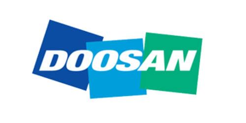 Der Hersteller Doosan bietet eine ganze Reihe verschiedener Gabelstapler an.