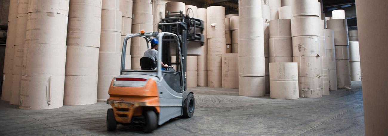 In welchen Branchen werden Staplerfahrer eingesetzt?