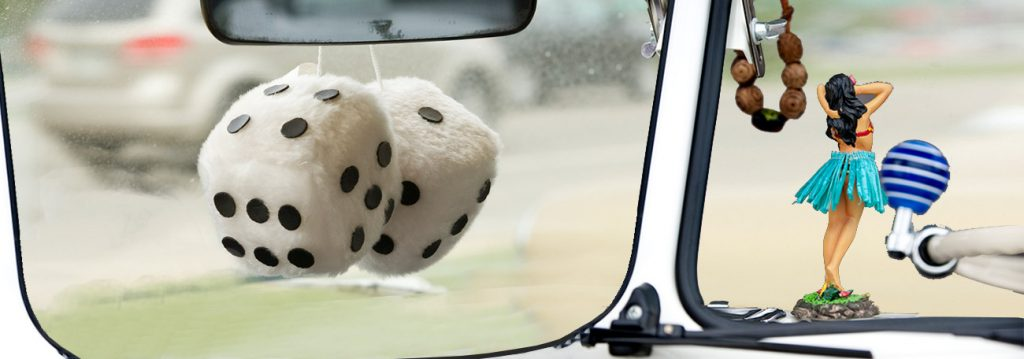 Man kann nicht nur Autos tunen - auch mit Staplern ist das möglich.