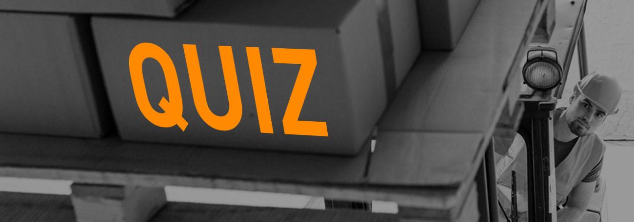 Stapler-Quiz