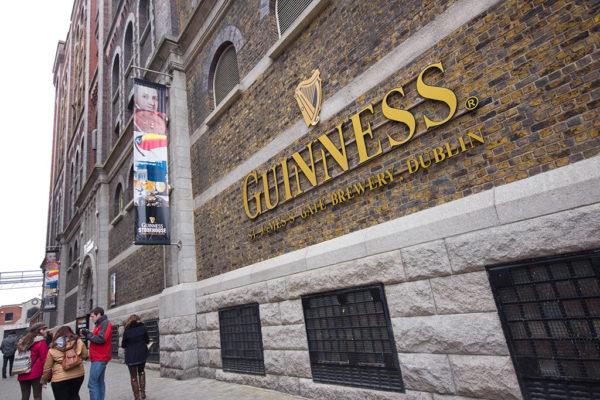 Guiness Brauerei